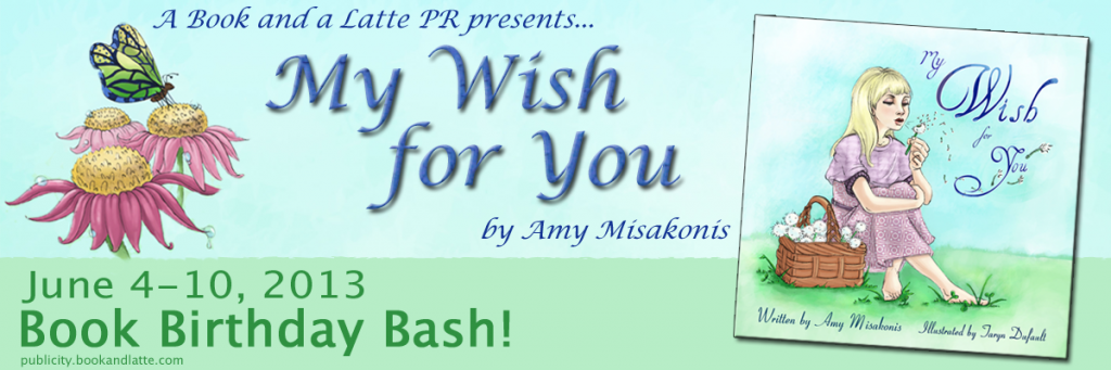 My WIsh For You by Amy Misakonis Birthday Bash!