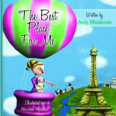 The Best Place For Me by Amy Misakonis