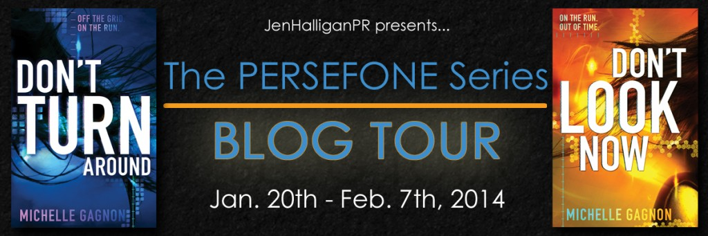 Persefone Series Tour Banner