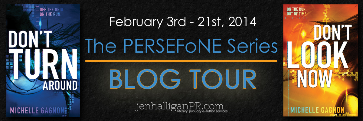 Persefone Series Blog Tour