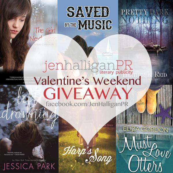 Valentine's Giveaway - Jen Halligan PR