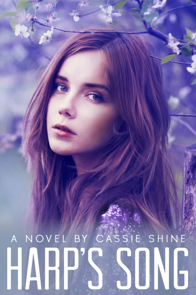 Harp's Song by Cassie Shine