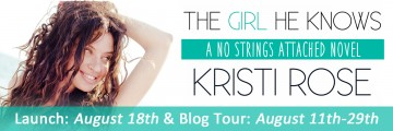 THE GIRL HE KNOWS Release Day Launch