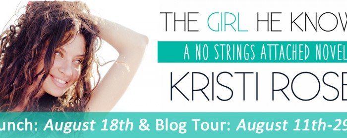 Release + Giveaway | The Girl He Knows by Kristi Rose