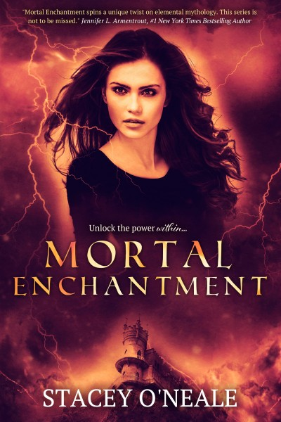 Mortal Enchantment by Stacey O'Neale