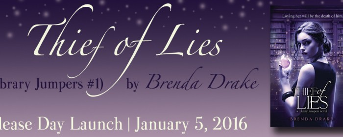 Release + Giveaway | Thief of Lies by Brenda Drake