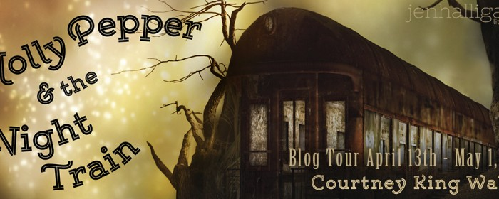 MOLLY PEPPER AND THE NIGHT TRAIN | Blog Tour