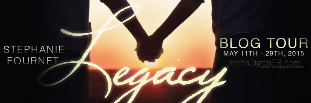 Blog Tour for LEGACY by Stephanie Fount