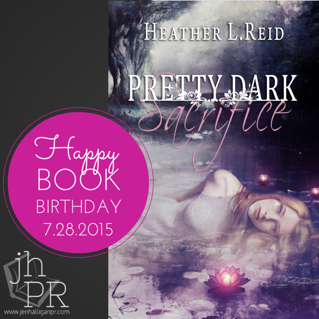 Pretty Dark Sacrifice by Heather L. Reid