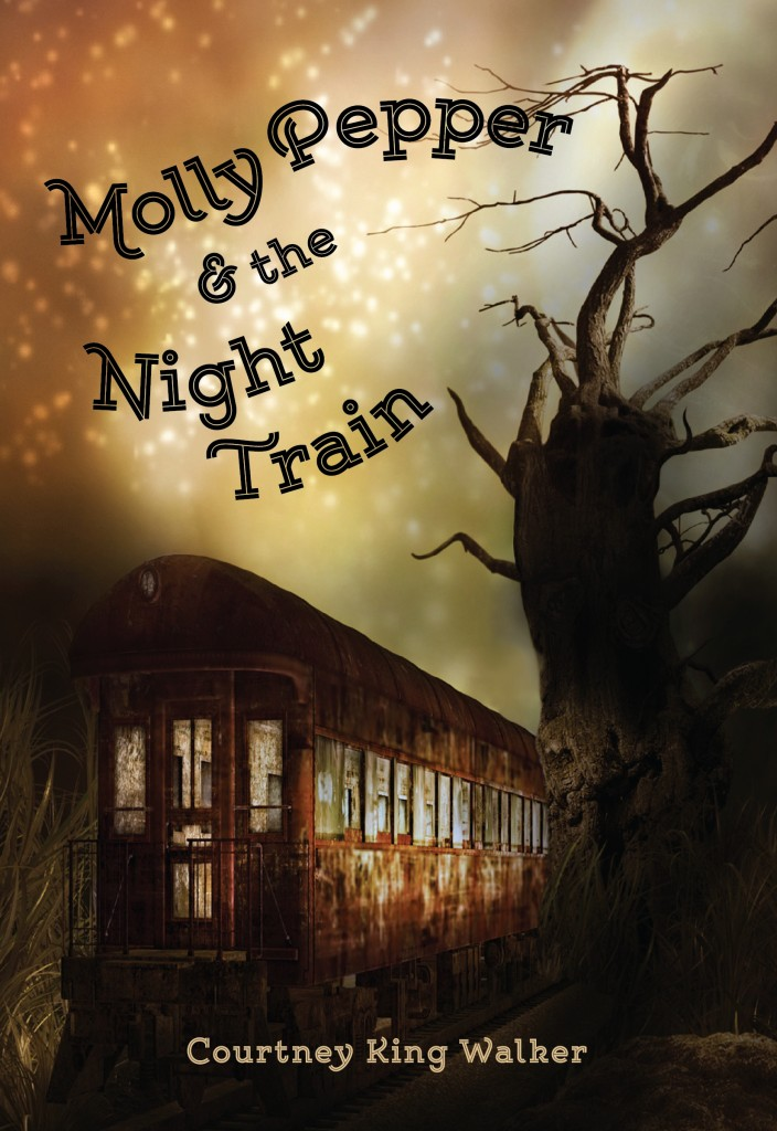Molly Pepper and the Night Train by Courtney King Walker