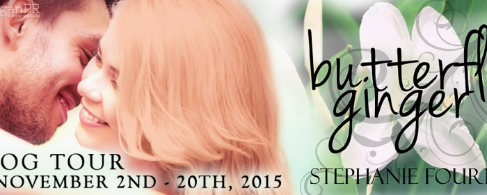 Butterfly Ginger | Blog Tour