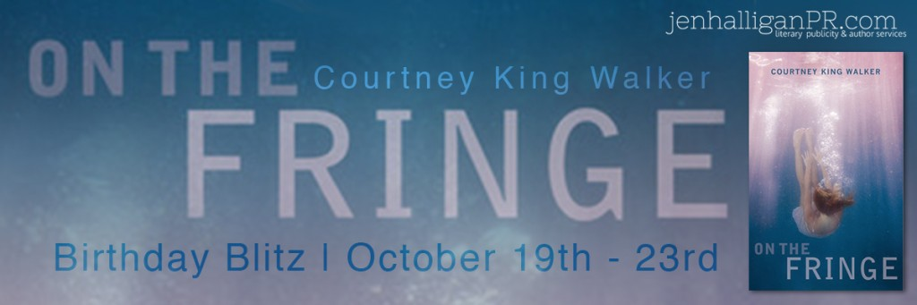 On the Fringe by Courtney King Walker