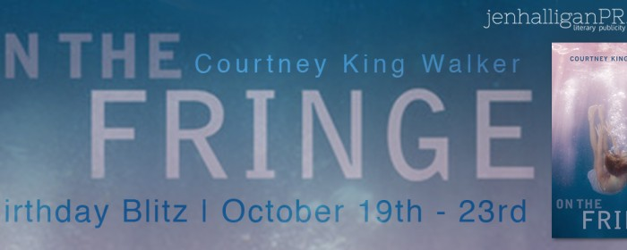 Blitz + Sale | On the Fringe by Courtney King Walker
