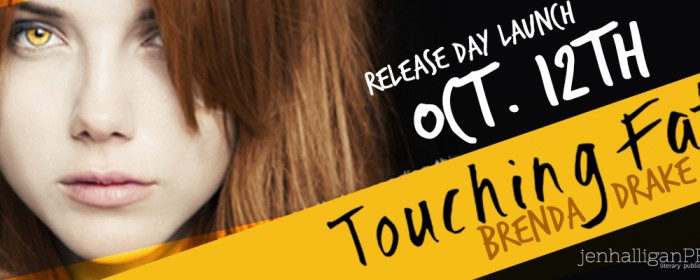 Release + Giveaway | Touching Fate by Brenda Drake