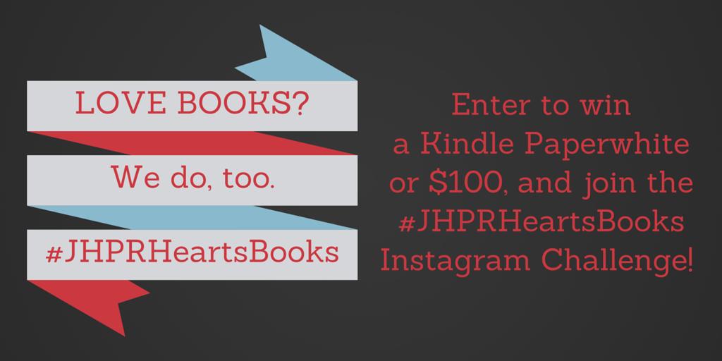 Jen Halligan PR - JHPRHeartsBooks Contest