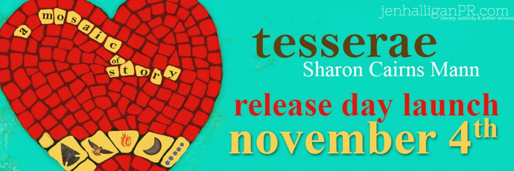 Tesserae by Sharon Cairns Mann