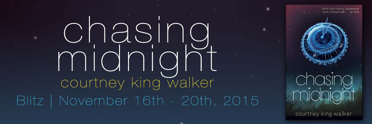 Book Blitz & Giveaway {Chasing Midnight by Courtney King Walker}