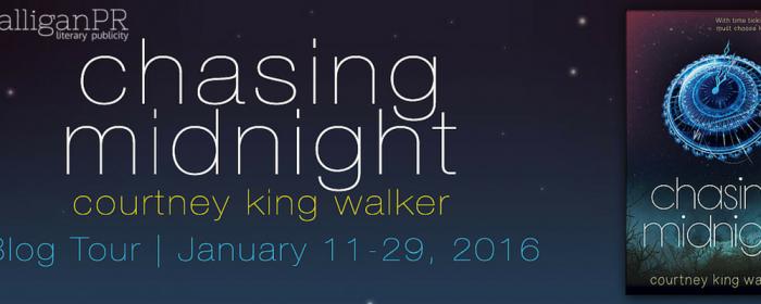 Chasing Midnight   Blog Tour