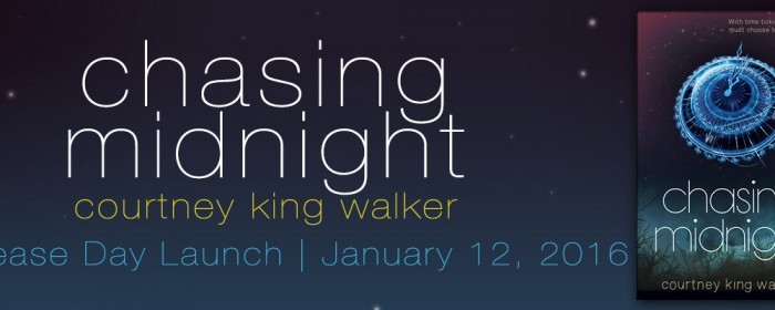 Release + Giveaway | Chasing Midnight by Courtney King Walker