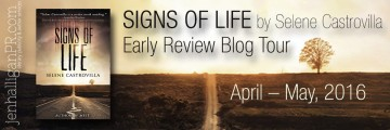 Signs of Life by Selene Castrovilla | JenHalliganPR.com