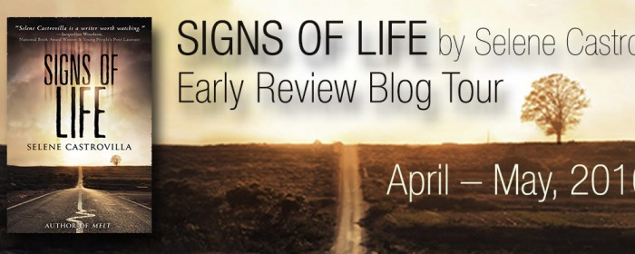 Sign Up | Signs of Life Early Review Blog Tour