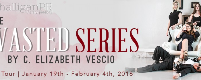 The Wasted Series | Blog Tour