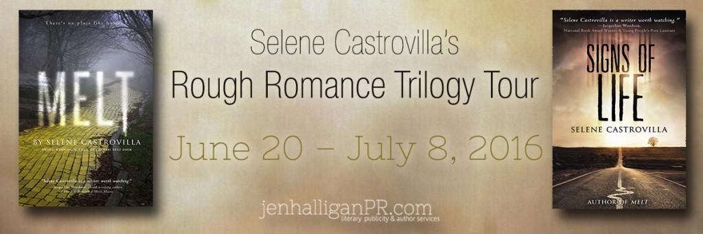 Rough Romance Trilogy Blog Tour | Selene Castrovilla | JenHalliganPR.com