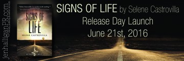 Signs of Life Release Day Launch | JenHalliganPR.com