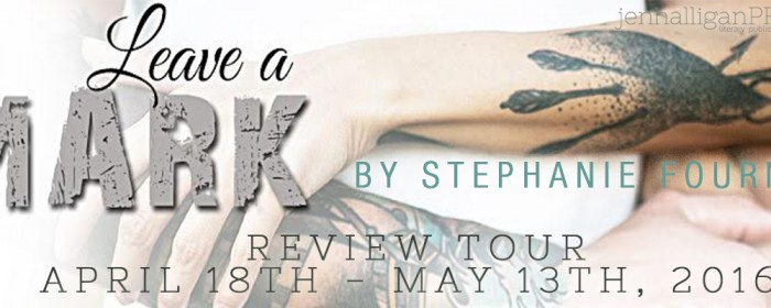 Sign Up | LEAVE A MARK Review Tour