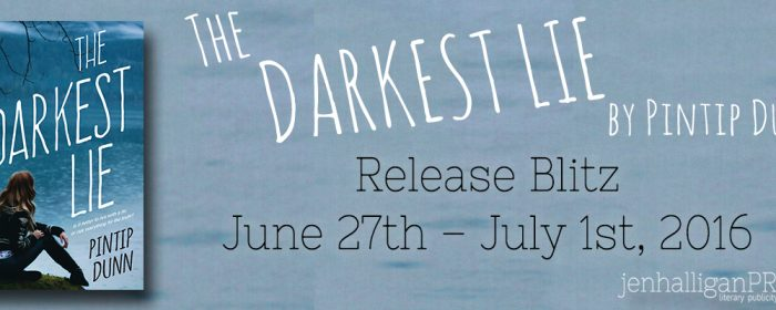 Release | The Darkest Lie by Pintip Dunn
