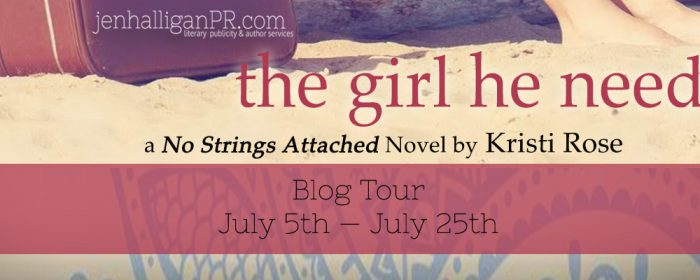 THE GIRL HE NEEDS | Blog Tour