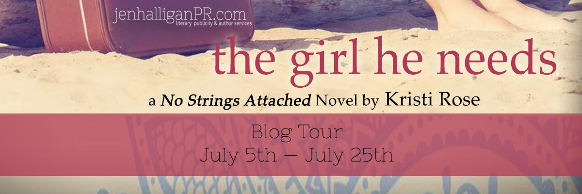 The Girl He Needs Tour | JenHalliganPR.com