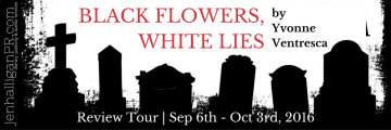 Black Flowers, White Lies Tour | JenHalliganPR.com