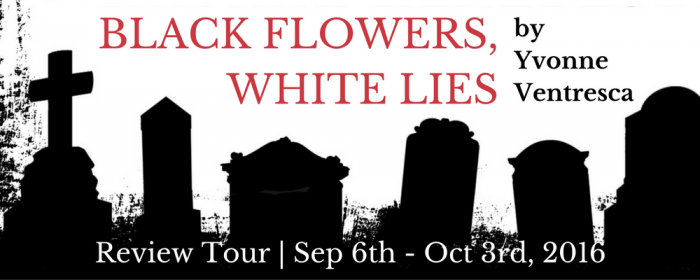 Black Flowers, White Lies | Review Tour