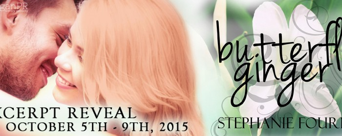 Excerpt Blitz | Butterfly Ginger by Stephanie Fournet