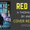 Red Phoenix by Andrew Warren | Cover Reveal Sign Up | JenHalliganPR.com