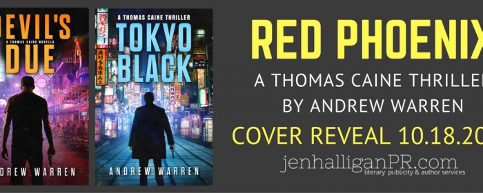 Sign Up | RED PHOENIX Cover Reveal + Review Opportunity