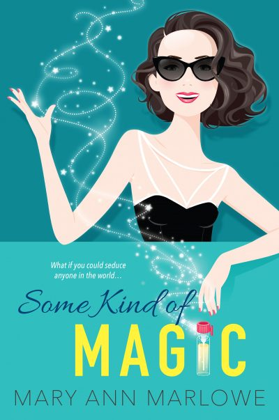 Some Kind of Magic by Mary Ann Marlowe | JenHalliganPR.com