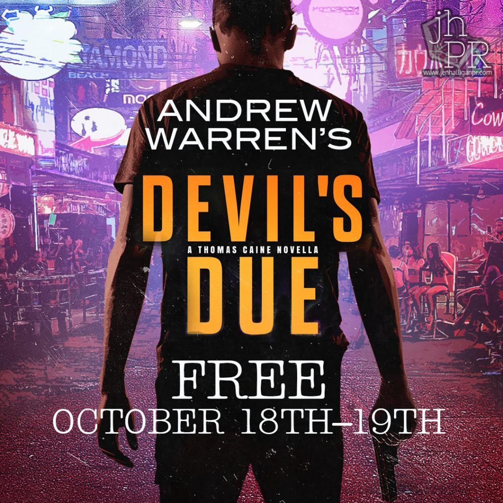 Devil's Due by Andrew Warren | JenHalliganPR.com