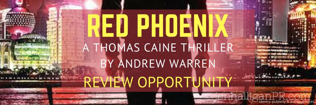 Red Phoenix by Andrew Warren | JenHalliganPR.com