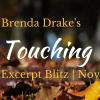 Touching Fate by Brenda Drake   JenHalliganPR.com #YAlit
