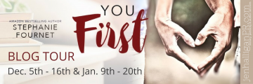 You First Blog Tour | JenHalliganPR.com