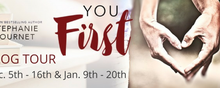 YOU FIRST | Blog Tour
