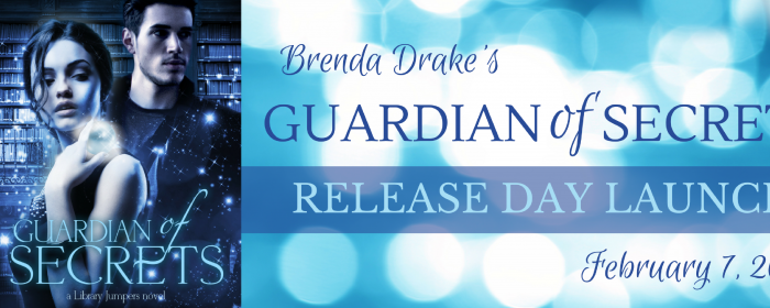 Release Launch + #Giveaway | Guardian of Secrets by @BrendaDrake @EntangledTeen #YAlit