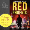 RED PHOENIX (Thomas Caine #2) by Andrew Warren | JenHalliganPR.com