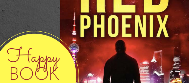 New Release   RED PHOENIX: A Thomas Caine Novel by @aawarren71 #thriller